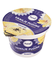 Koorene vaniljepuding