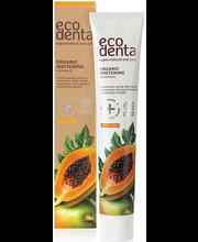 Hambapasta Organic valgendav papaiaga 75ml