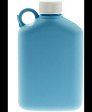 Matkapudel 0,33 l, türkiis plast