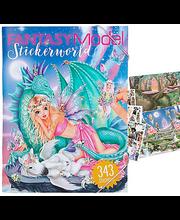 "TOPModel Kleebiseraamat ""Fantasy Model"" 2019"