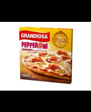 Pepperoni kiviahjupitsa, 340 g
