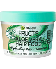 Juuksemask Fructis Aloe Hydrating 390 ml