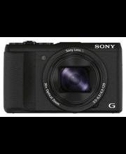 Fotoaparaat Sony DSC-HX60B, must