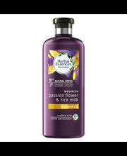 Shampoon Nourish Passion Flo Rice Milk 400 ml
