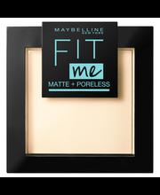 Puuder Fit Me Matte + Poreless 105 Natural Ivory