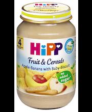 Hipp puder õuna-banaani-küpsise 190g, alates 4-elukuust