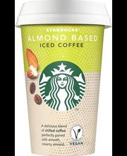 Starbucks Almond Plant-Based kohvijook, 220 ml