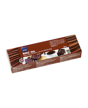 Rainbow tumeda šokolaadi kattega küpsised 125 g
