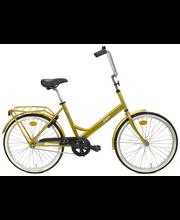 "Jalgratas Helkama Jopo 24"", kuldne"