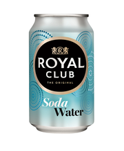 ROYAL CLUB SODA WATER