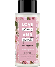 Shampoon love beauty&planet blooming color 400ml
