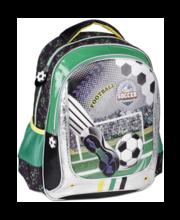 seljakott soccer must/roheline fc-105