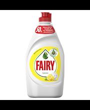 Fairy nõudepesuvahend Lemon 450ml