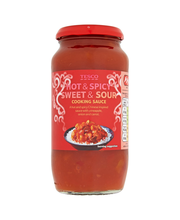 TESCO MAGUSHAPU HOT&SPICY KASTE 510G