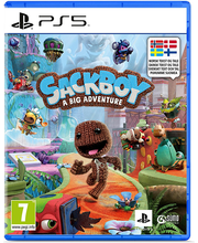 PS5 mäng Sackboy - A Big Adventure