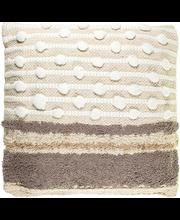 Dekoratiivpadi Tuft 45 x 45 cm puuvill/polüester