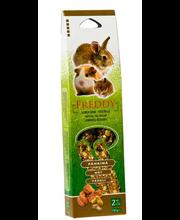Näriliste seemnekangid pähklitega 2 tk.