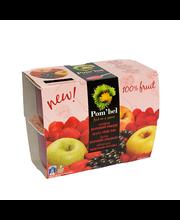 Pombel õuna-punaste marjade puuviljamiks, 4x100 g