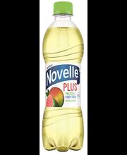 Novelle Plus vesi guajaavi-mango, 500 ml