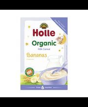 Holle banaani-piimapuder 250 g, öko, alates 6-elukuust