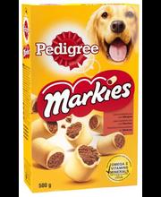 Hõrgud lihatäidisega küpsised koertele 500 g