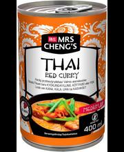 Mrs Cheng's Tai punase karri kaste, 400 ml