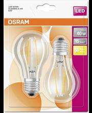 LED-lamp A40 470Lm 2700K, 2 tk