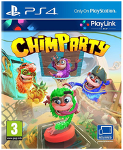 PS4 mäng Chimparty