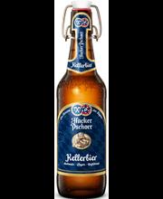 Hacker Pschorr Kellerbier õlu 5,5% 500ml