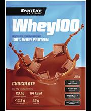 Vadakuvalk Whey100 šokolaadi, 30 g