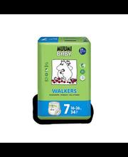 Muumi Baby püksmäkmed Walkers 7, 16-26 kg, 34 tk
