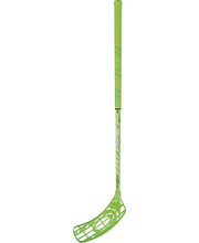 Saalihokikepp Venom 80 cm, vasak, roheline