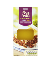Tesco Free From lasanjeplaadid 250 g, gluteenivaba