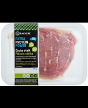 Extra protein power õhuke steik seavälisfileest 300 g