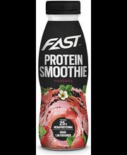 Proteiinismuuti maasika, 330 ml