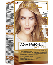 Juuksevärv Age Perfect by Excellence 7.32 Dark Golden Pearl B...