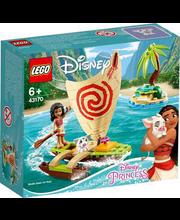 43170 Disney Princess Vaiana ookeaniseiklus