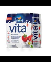 Jogurtijook metsmaasika, laktoosivaba 4x100 g