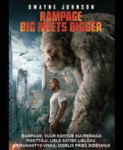Dvd Rampage: Purustajad