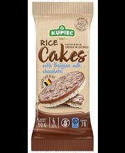 Riisivahvlid piimašokolaadiga, 90 g