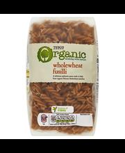 Täisterapasta Fusilli 500 g, Organic