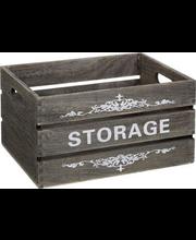 Kast Storage 35x25x18cm, puit