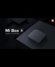 Meediapleier Xiaomi Mi Box S 4K UHD integreeritud Chromecast ja GoogleAssistant toega