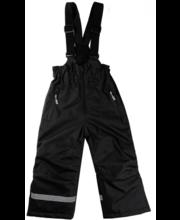 Laste õuepüksid 110 cm, must
