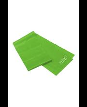 Võimelmiskumm Medium, 1200 X 150 X 0.5 mm, roheline