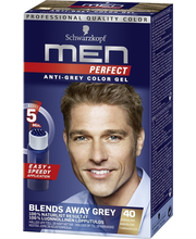 Juuksevärv Men Perfect 40 Natural Dark Blonde
