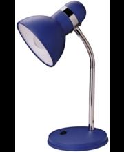 Lauavalgusti Oscar, 33 cm sinine 1X30W, E14
