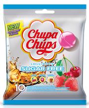 Chupa Chups suhkruvabad pulgakommid10 tk