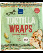 Tex Mex Tortilla Wrapid 320 g 8 tk