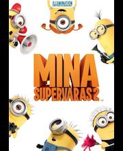 DVD Mina, Supervaras 2